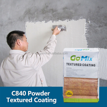 C840 Decorative Cement Based Powder Polymer Paint Coating
