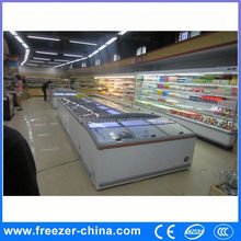 Sanye blue star freezer from china manufacture