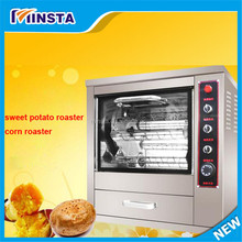Professional stainless steel sweet potato roasting oven / commercial sweet potato baking machine