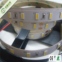 5M 3528 5050 5630 7020 SMD LED Flexible Strip Light + 12V Power Supply Adapter