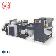 Baihao Excellent Disposable High Speed Food Plastic Bags Making Machine