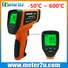 NEW! dual laser portable handheld infrared thermometer gun