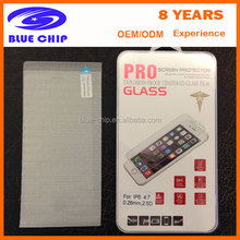 Top level crazy selling crystal clear roll screen protector