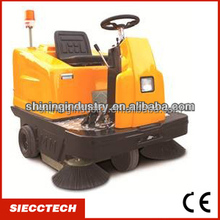 Driving type floor sweeper/vacuum mechanical road sweeping machine/European Road Sweeper - SIECC