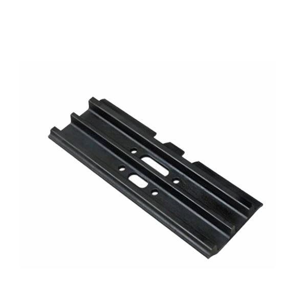 excavator steel and rubber track shoe track pad for EX200 and other models