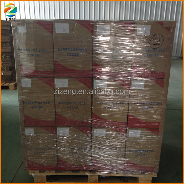 Stretch Wrap Film antipuncture properties packing film pallet stretch film