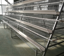 2017 factory supply A type Layer Farm Chicken Cage For Sale