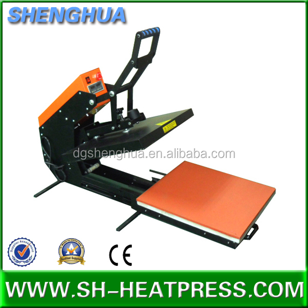 CY-G3 semi-automatic drawer heat transfer machine for skateboard for sale