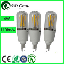 led light bulbs wholesale negative Ion bulbgood filament/g9 mini led/G9 filamentlight