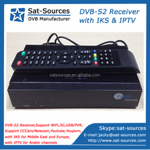 HD DVB-S2 with Card Sharing CCCam