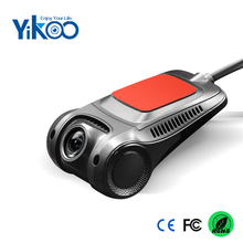 Full HD 1080P wifi driving recorder hidden excellent night vision car camera best hidden camera for cars