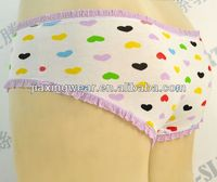 Hot sales promotional gift panties sexy lady underwear for bodywear