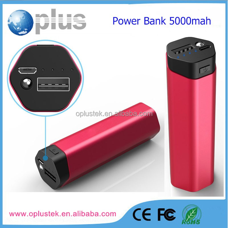 2016 cheapest colorful best 5000mah power bank brand for handphone
