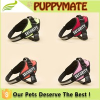 Wholesale dog harness vest/dog safety vest/do harness made in China