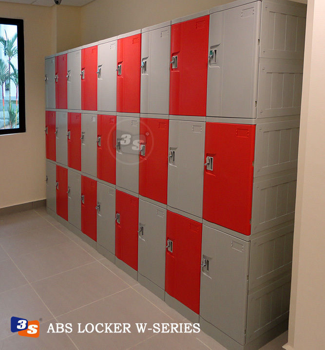 ABS Engineering Plastic Lockers