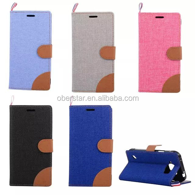 Top Quality Wallet Flip Leather Mobile Phone Case for Samsung Galaxy S6 Active G890