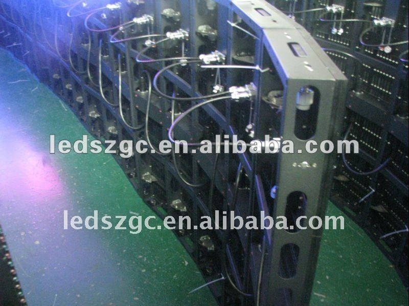 new invented electronic product led curtain hot sale
