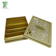 Luxury custom fancy paper Box food packaging chocolate strawberry boxes