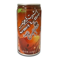 Private Label 180mL Can Coffee Beverage with ISO & HACCP