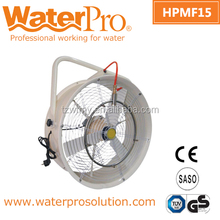 Wall mounted fan ventilation fan water mist fan