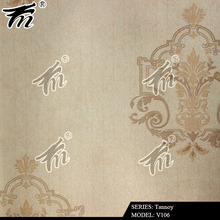 Wholesale Fashion Custom Design Printing Wall Paper With Adhesive Sticker