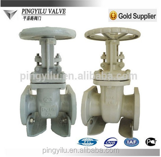 pyl fire fitting waterous 12 inch gate valve wenzhou