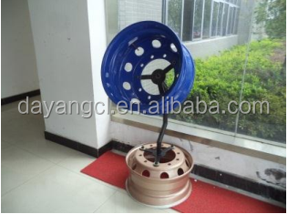 7.5x22.5 High Quality Truck Steel Wheel