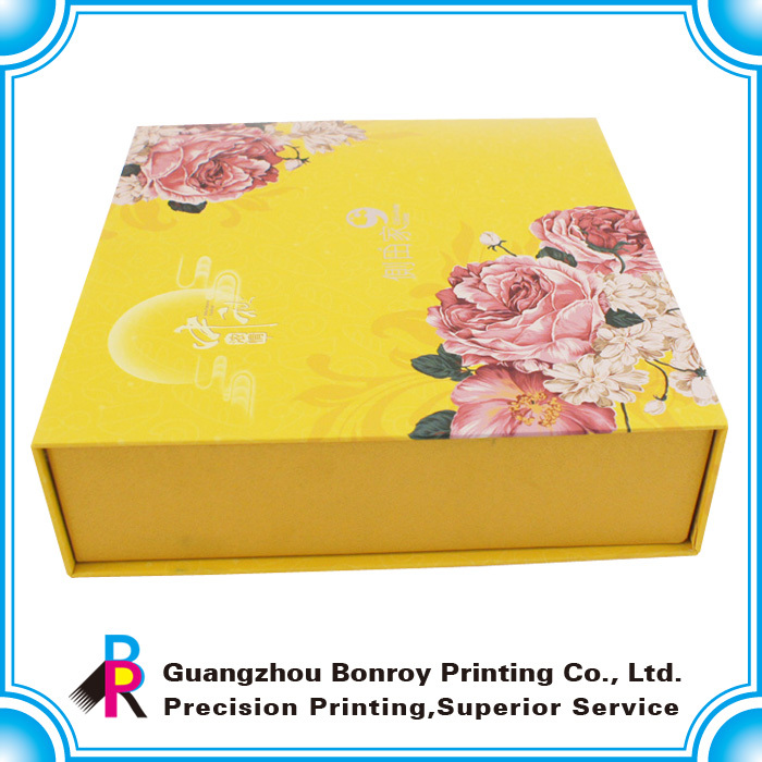 Custom Hot Sale New Design Delicious Mooncake Packaging Box