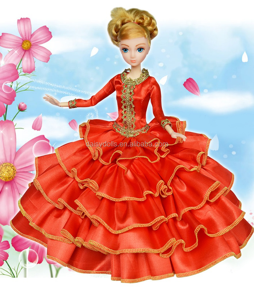 Wholesale PVC doll toy with doll heads arms and legs