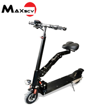 High Quality Aluminum alloy 350w 2 wheel folding Mini Electric Scooter for adults