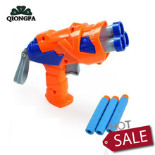 QIONGFA Soft Projectile Model Toy Gun Bullets Military Model Hot Selling Toys