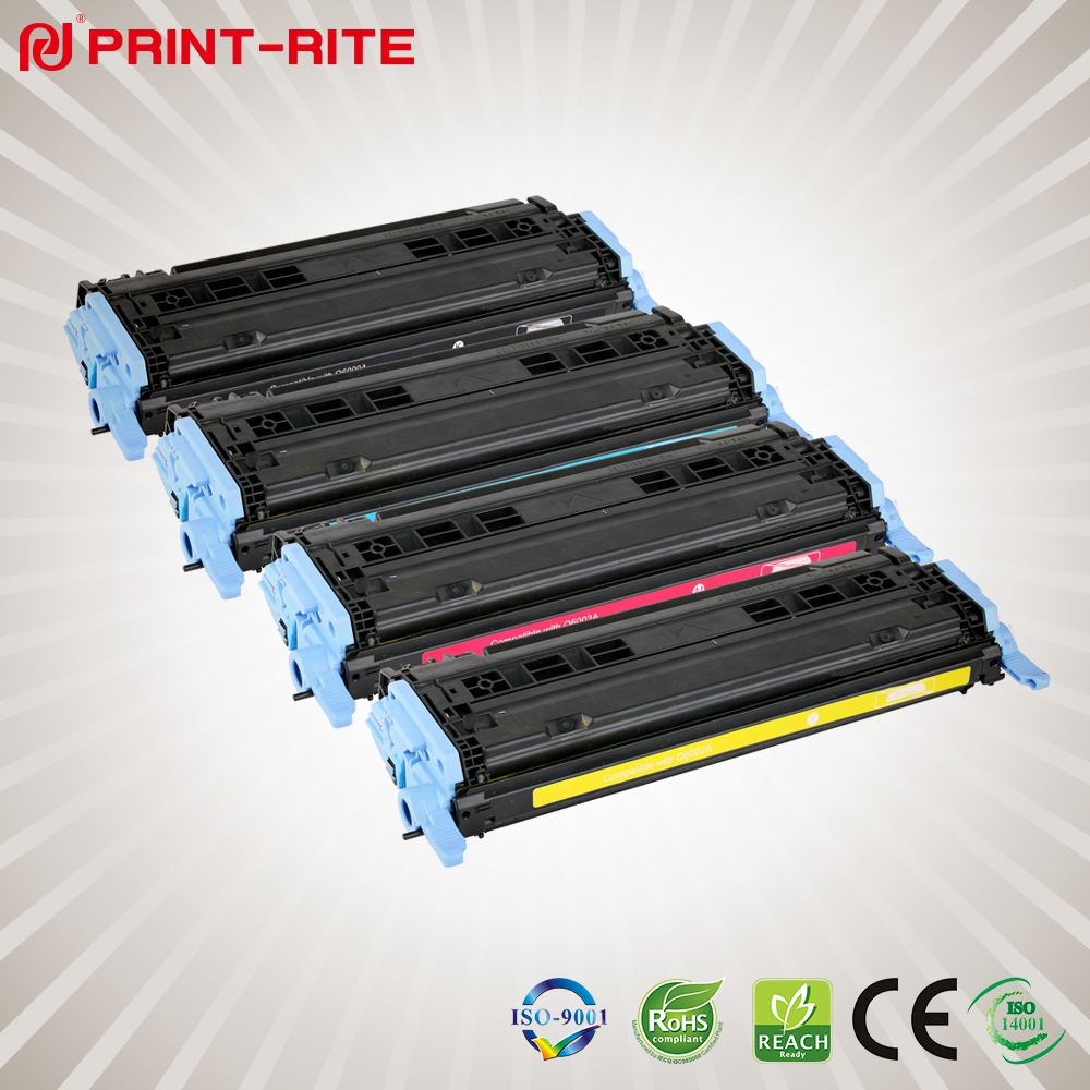 Q6000A Color Toner Cartridge Remanufactured for HP printer 1600 / 2600