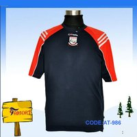 100 polyester t shirt blank(AT-986)