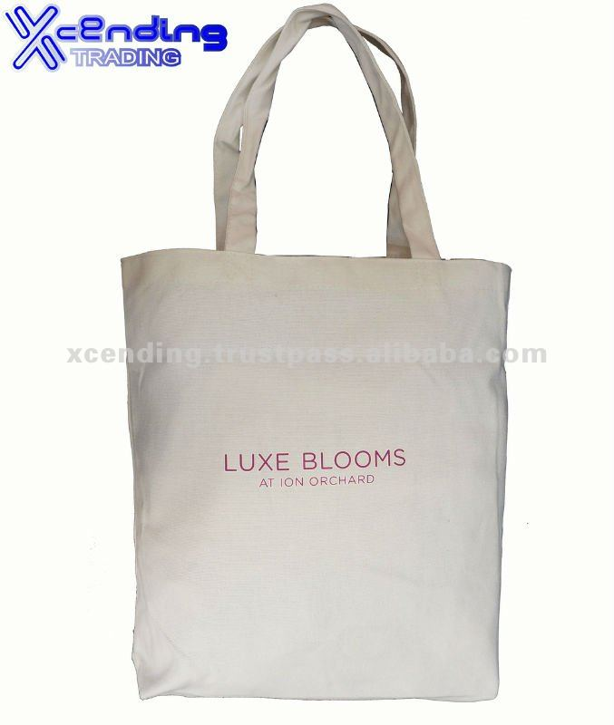 Singapore nice design Durable cotton tote Bag