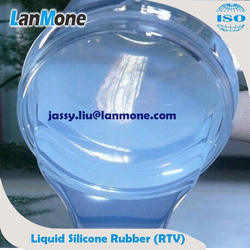 Low Viscosity, Two-component, Addition Cure, Silicone Elastomer Silicone Rubber for Electronic Potting Compound