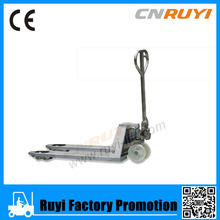 Lifting equipment for hand pallet manual electric forklift price
