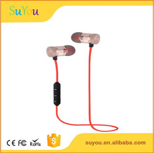 Bluetooth Headphones,In-ear Wireless Earbuds Sports Magnetic Earphones with Built-in Mic Noise Cancellation Stereo Headset