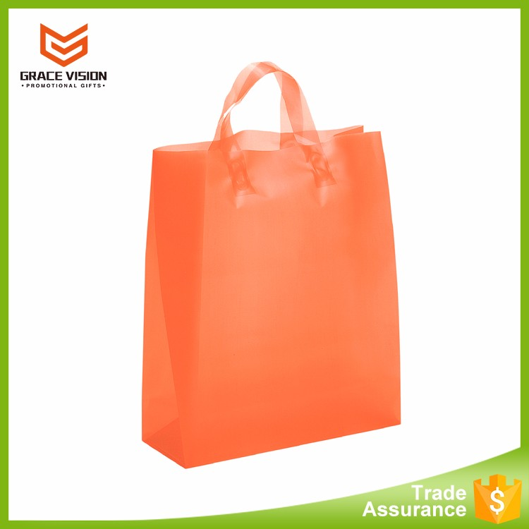 Give Away Brand Printed Design Your Own Plastic Bag
