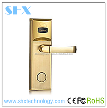 2015 Rfid hotel key smart card electronic door lock system with CE certification