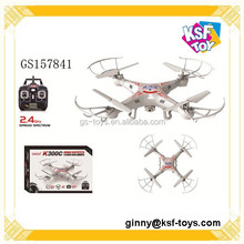Professional 2.4GHz 4 Channel RC Helicopter Quadcopter With Gyro & Camera