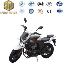 powerful and fashion zongshen 250cc double cylinder sport motorcycle