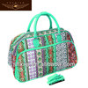 colourful customized ladies travel bag 2014 portable handbags