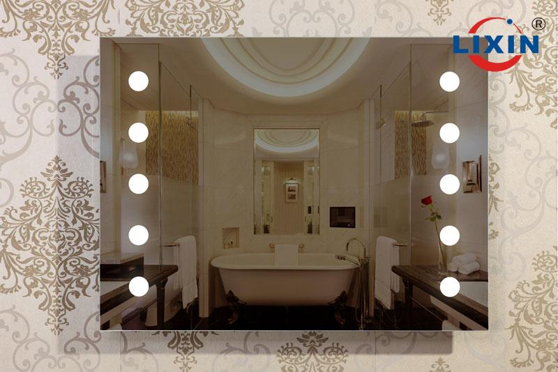 Alta calidad espejo retroiluminado para ba o espejos de - Espejo bano retroiluminado ...