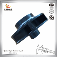 OEM iron casting foundry grey iron casting malleable foundry cast iron with coated