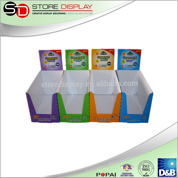 2015 Gift Display Stands Literature Stands Display Stand For Candy Economic Counter Display For Show
