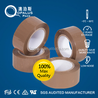 China Manufacturing Factory clear water proof bopp packaging sealing tape with best price and high quality