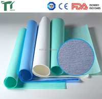 disposable bed cover operating room CSR wrap paper for CSSD