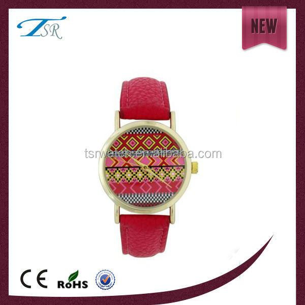 lot watches new design cheap watch promotional fashion watch popular in USA