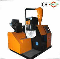 BSGH Dry Separation Scrap Copper Wire Cable Recycling Granulator and Separator Machine BS-400