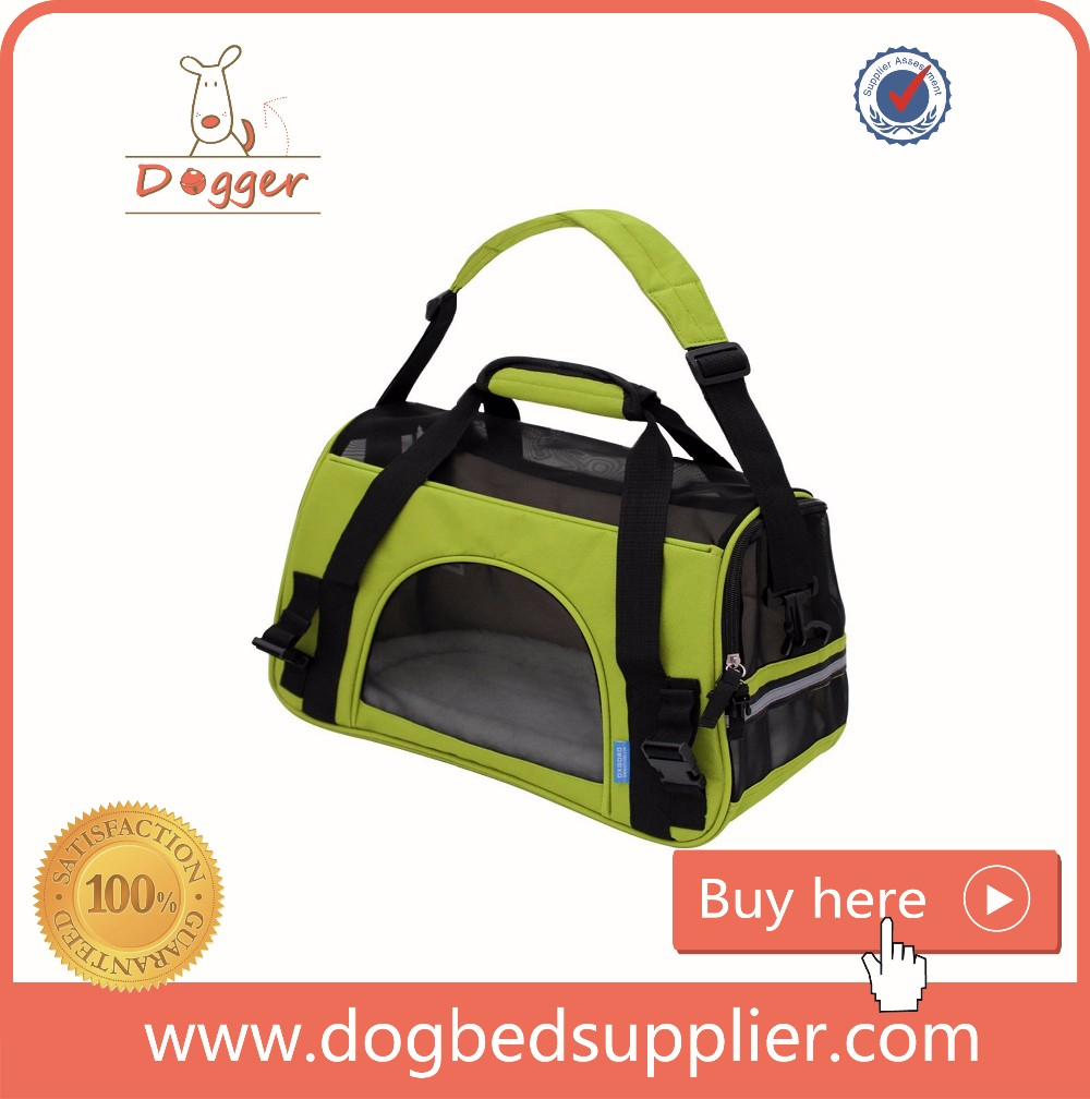 China Best Factory Direct Portable Big Dog Bag